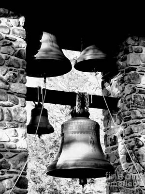 Photograph - Monastery Bells by Janine Riley