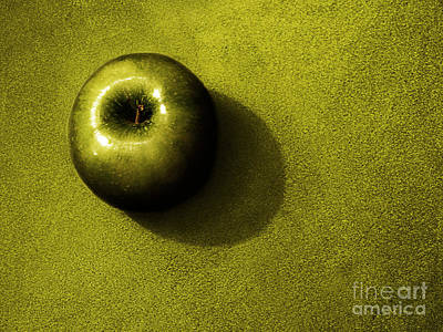 Apple Still Life Photograph - Monastery by Dana DiPasquale