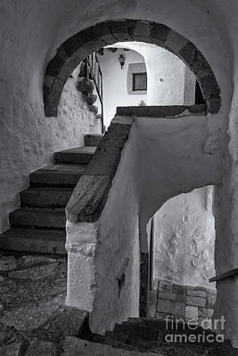Byzantine Photograph - Monastery Of Saint John The Theologian by Inge Johnsson