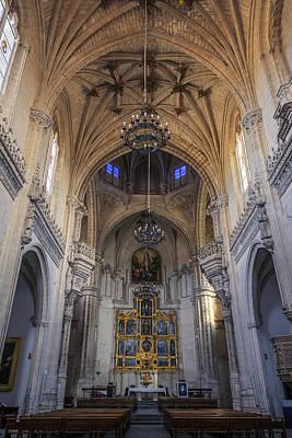 Monastery Of St John Of The Kings Art Print