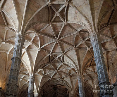 Photograph - Monastery Of The Hieronymites Lisbon 18 by Rudi Prott