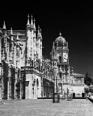 Photograph - Monastery Of The Hieronymites Lisbon 2 by Rudi Prott
