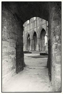 Photograph - Monastic Ruin by Stewart Scott