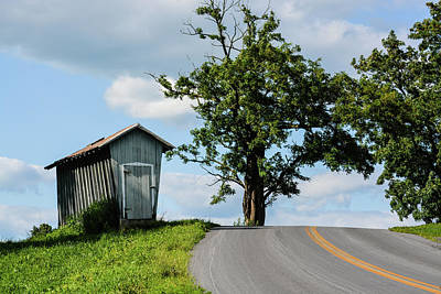 Photograph - Mondale Road 4 by Tana Reiff