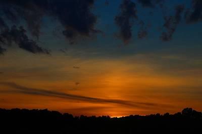 Photograph - Monday Sunset by Kathryn Meyer