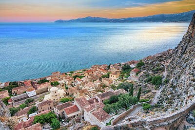 Monemvasia / Greece Art Print