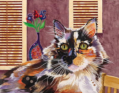 Monet Art Print by Bob Coonts