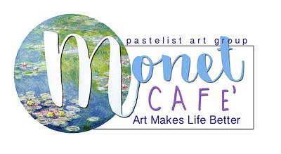 Cafe Art Digital Art - Monet Cafe' Products by Susan Jenkins