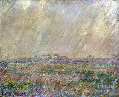 Photograph - Monet: Landscape by Granger