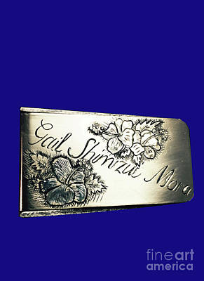 Sterling Silver Jewelry - Money Clip by Joseph Mora