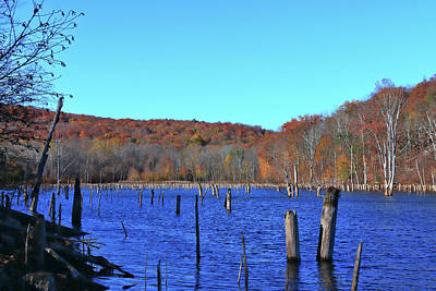 Photograph - Monksville Reservoir by Allen Beatty