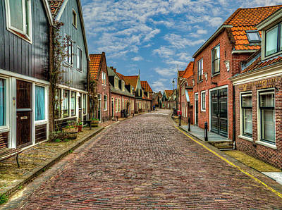 Photograph - Monnickendam by Paul Wear