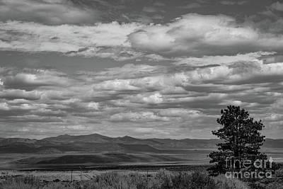 Photograph - Mono Basin View  by Jeffrey Hubbard