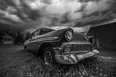 Photograph - mono CHROME by Aaron J Groen