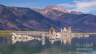 Photograph - Mono Lake  by Brandon Bonafede