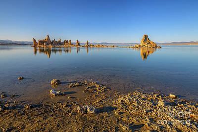 Photograph - Mono Lake California by Benny Marty