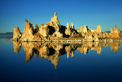 Photograph - Mono Lake California Sunset - Landscape by Art America Gallery Peter Potter