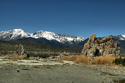 Photograph - Mono Lake Castle by Michael Gordon