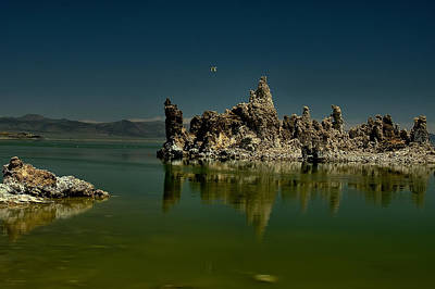 Photograph - Mono Lake Flyover  by Michael Gordon
