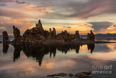 Photograph - Mono Lake Glory by Sandra Bronstein