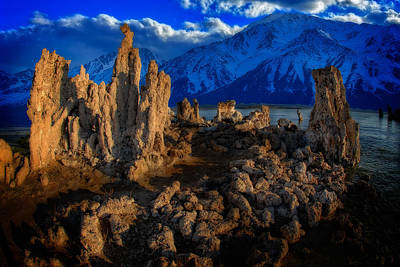 Photograph - Mono Lake by Harry Spitz