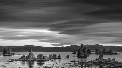 Sierra Mountain Photograph - Mono Lake by Joseph Smith