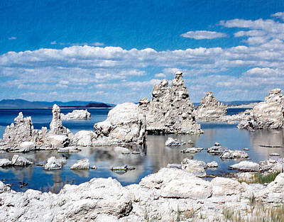 Photograph - Mono Lake by Kurt Van Wagner