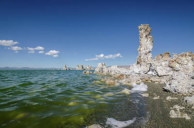 Photograph - Mono Lake No.2 by Margaret Pitcher