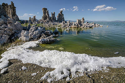 Photograph - Mono Lake No.4 by Margaret Pitcher