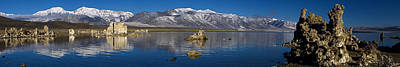 Photograph - Mono Lake Pano by Wes and Dotty Weber