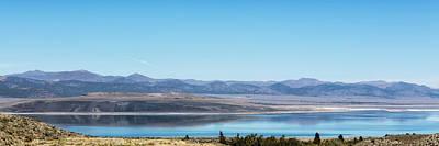 Photograph - Mono Lake Reflections by Belinda Greb