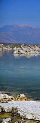 Photograph - Mono Lake by Sandra Lynn