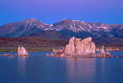 Photograph - Mono Lake Sunrise by Eric Foltz