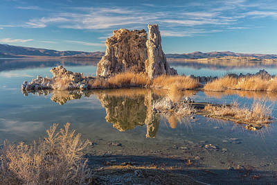 Photograph - Mono Lake Tufa by David Cote