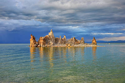 Photograph - Mono Lake Tufa by Mark Whitt
