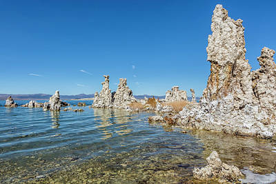 Photograph - Mono Lake Tufa, No. 1 by Belinda Greb