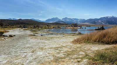 Photograph - Mono Lake Tufa, No. 4 by Belinda Greb