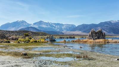 Photograph - Mono Lake Tufa, No. 5 by Belinda Greb