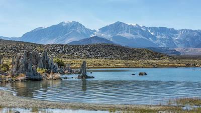 Photograph - Mono Lake Tufa, No. 6 by Belinda Greb