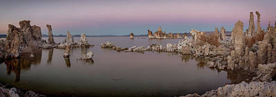 Photograph - Mono Lake Twilight by David Cote