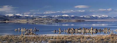 Photograph - Mono Lk Winter by Joe  Palermo