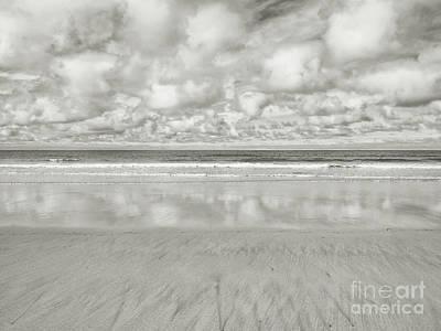 Photograph - On The Beach 4 by Nicholas Burningham