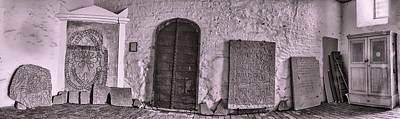 Photograph - monochrome Treasures by Leif Sohlman