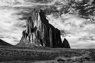 Photograph - Monolith On The Plateau by Jon Glaser