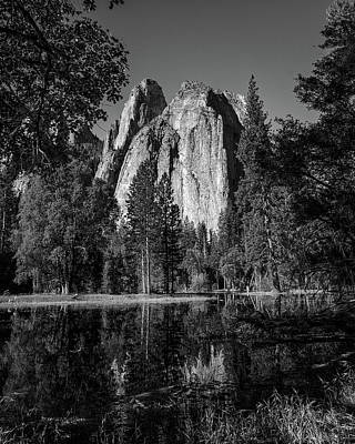 Photograph - Monolith by Ryan Weddle