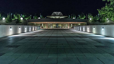 Photograph - Monona Terrace by Randy Scherkenbach