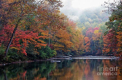 Virginia River Photograph - Monongahela National Forest by Thomas R Fletcher