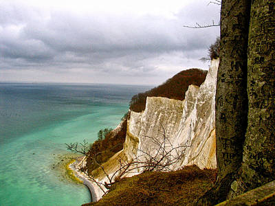Photograph - Mons Klint by Ingrid Dendievel
