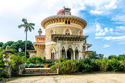 Photograph - Monserrate Palace by Marion McCristall