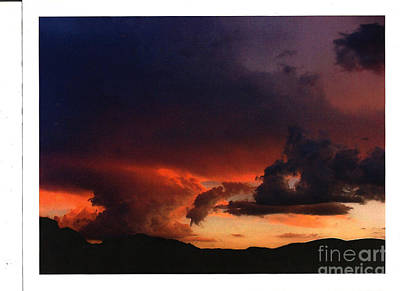 Photograph - Monsoon by Fred Wilson